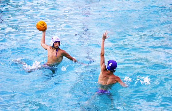 東京オリンピック2020 水球の日...